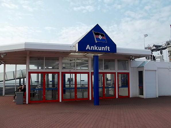 Anleger Norderney: Hier startet die Inseltour