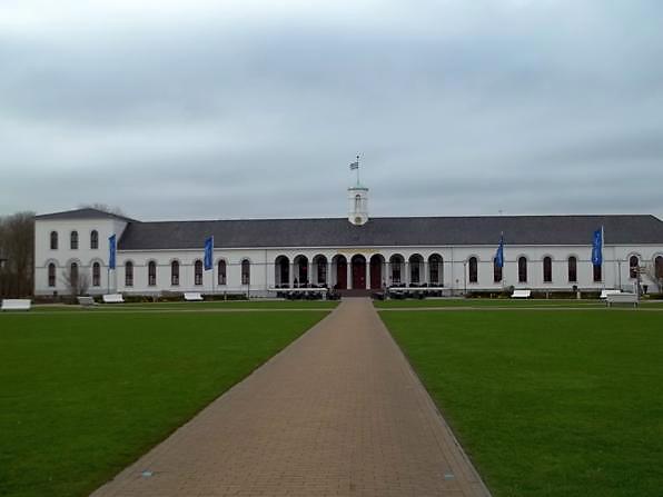 Conversationshaus in der Stadt Norderney