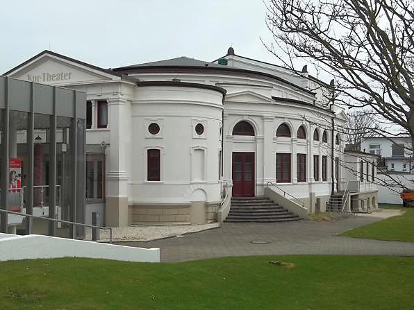 Kur-Theater Norderney: Eines von vielen schönen Bauwerken auf der Insel
